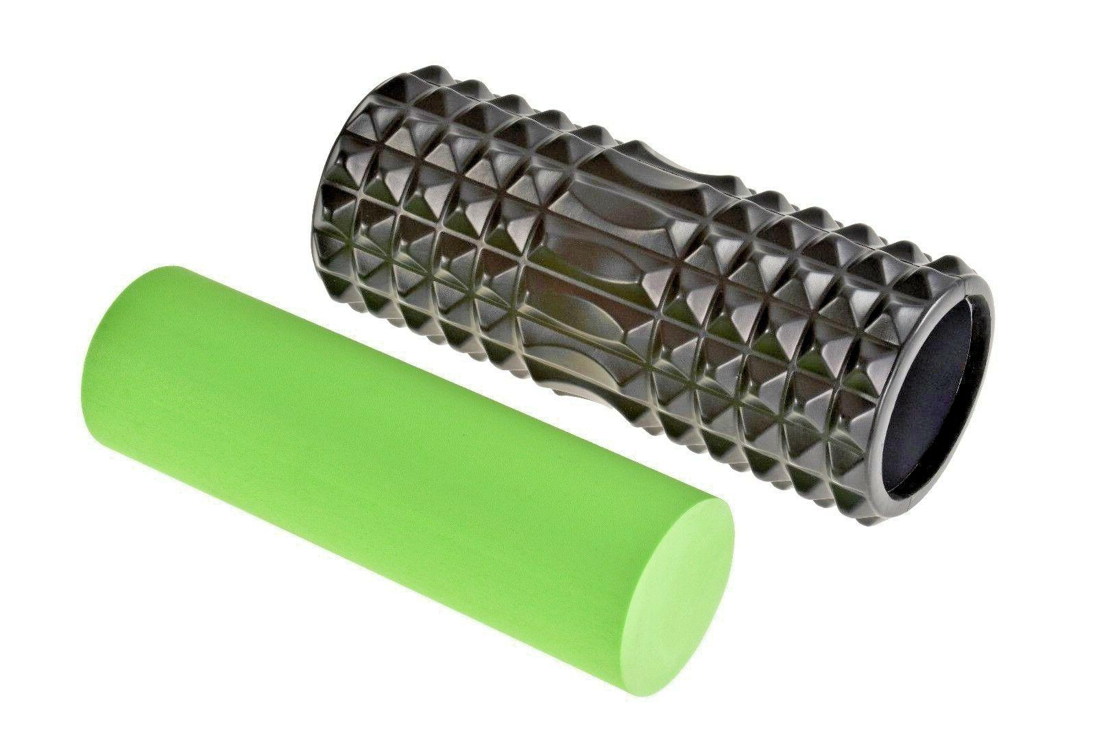 2 in1 Foam Set, Back Rollers for Workout Exercises, Shipping