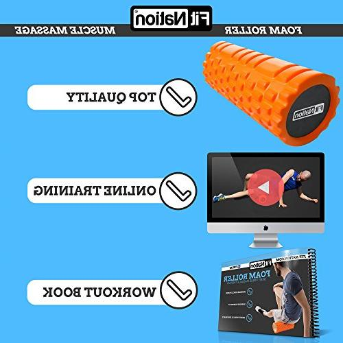 Muscle Exercise Book, Strong Solid Core Muscle Deep Pain Your Aching Body. Ideal For Cyclist