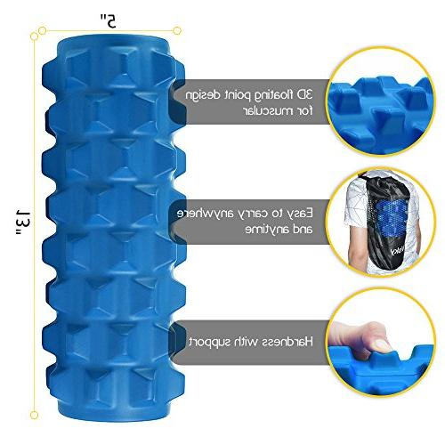 Tissue Massage Roller and