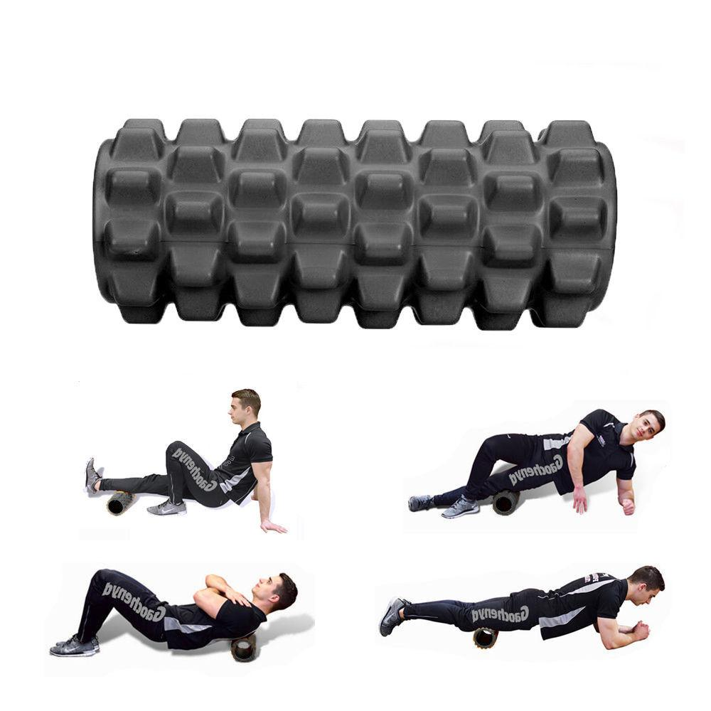 foam roller and deep tissue massage physical