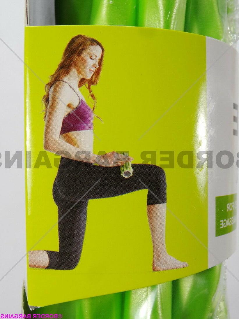 FR NEW! Gaiam Restore Muscle Roller RELAX MUSCLES