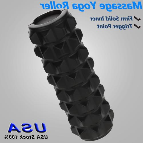 grid foam roller yoga gym pilates massage