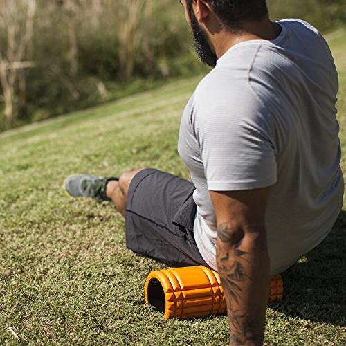 Trigger Point Performance Grid Revolutionary Foam Roller, Camouflage
