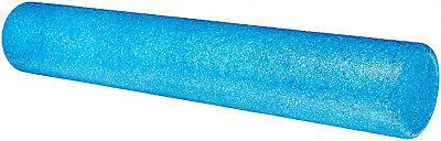 high density round exercise therapy foam roller