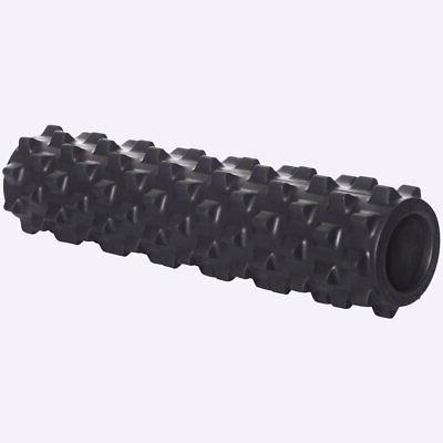 New Rumble Roller - Midsize - Extra Firm - Black from The WO