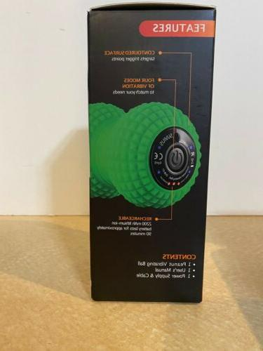SUVIUS ELECTRIC RECHARGEABLE FOAM 4 INTENSITY LEVELS