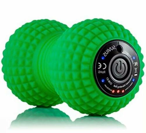 peanut electric vibrating rechargeable foam roller 4