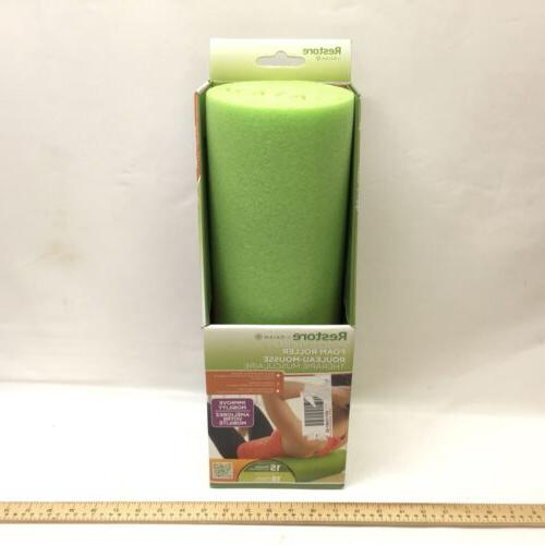 """Gaiam Therapy Roller 18"""""""