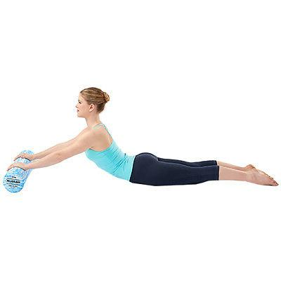 Foam Physical Therapy Yoga - Blue Marble