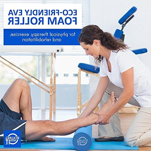 36 Length 6 - The Foam Roller Eco-Friendly Foam Rollers for Physical Back Therapy,