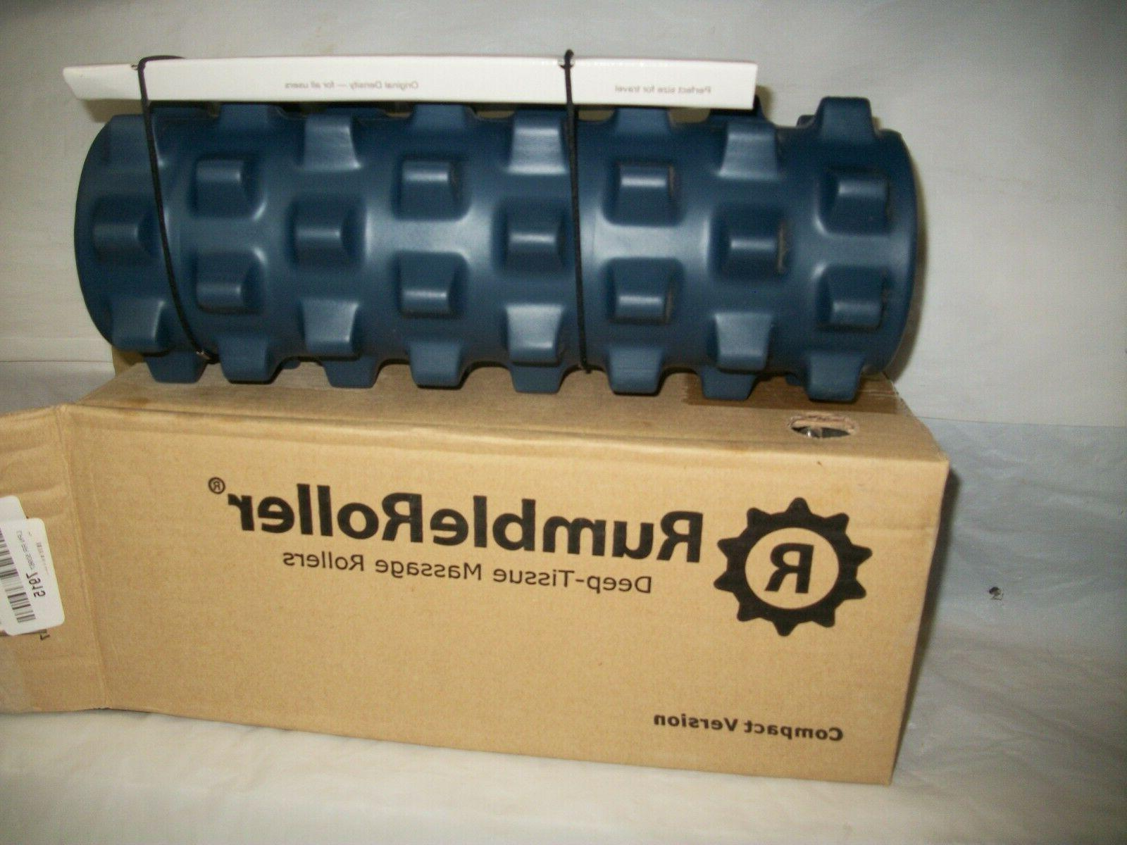 rumble roller compact extra firm deep tissue