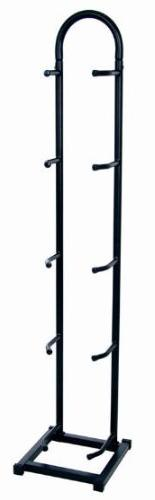 AEROMATS Single Medicine Ball Rack in Black