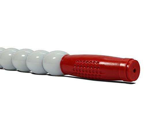 Yes4All Elim Massage Stick Tool Red / White ²SDKLZ