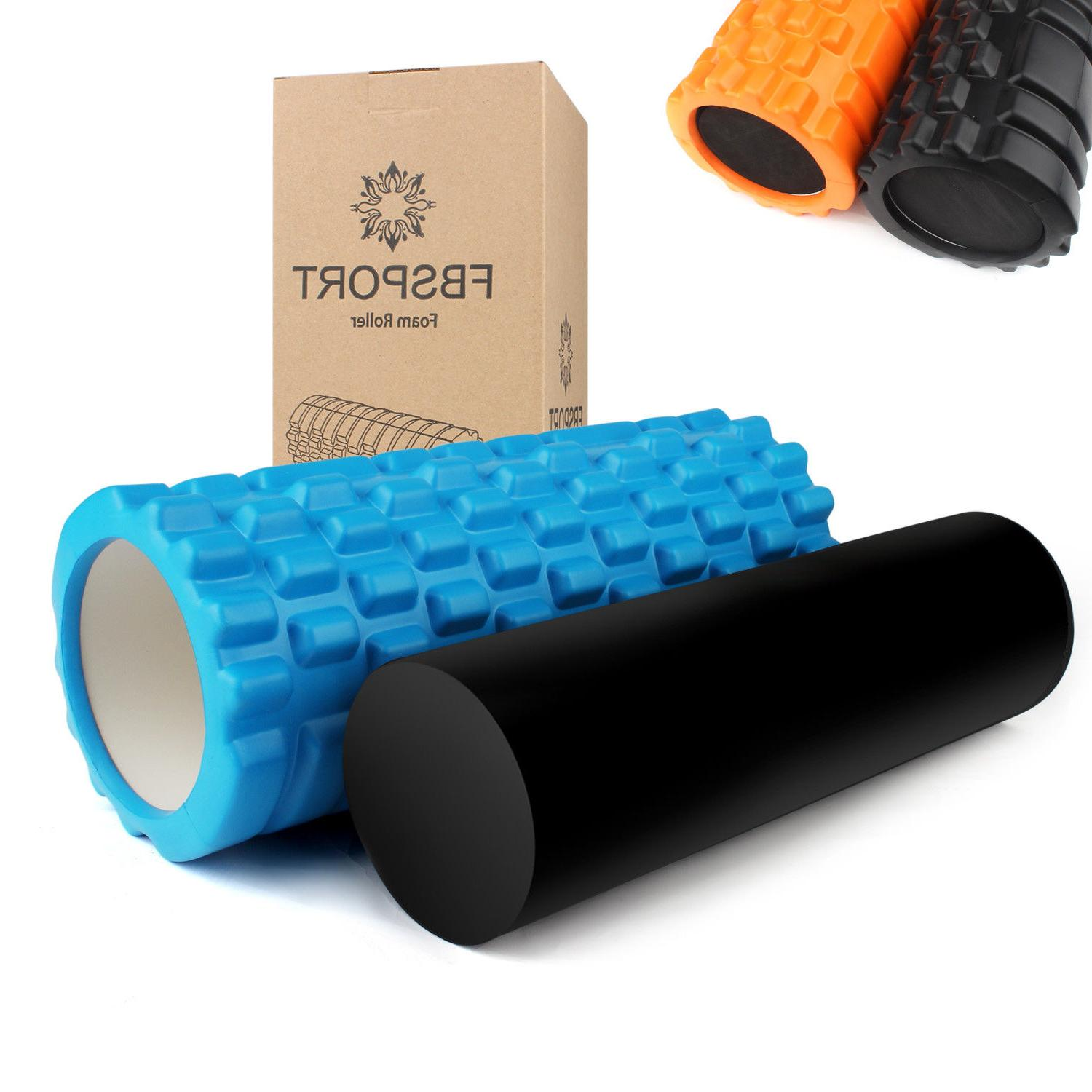 yoga foam roller eva exercise trigger point