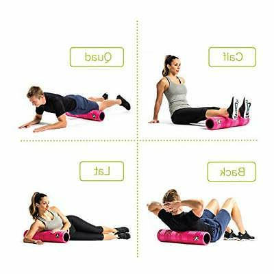 TriggerPoint Foam with Instructional Videos 2.0 Pink