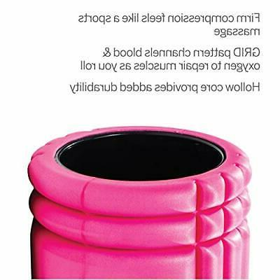 TriggerPoint GRID Foam Roller with Free Videos