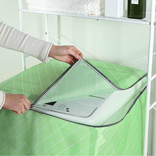 Washing Non Cover Zippered Waterproof Organizer - Loader Top Front Tubs The For