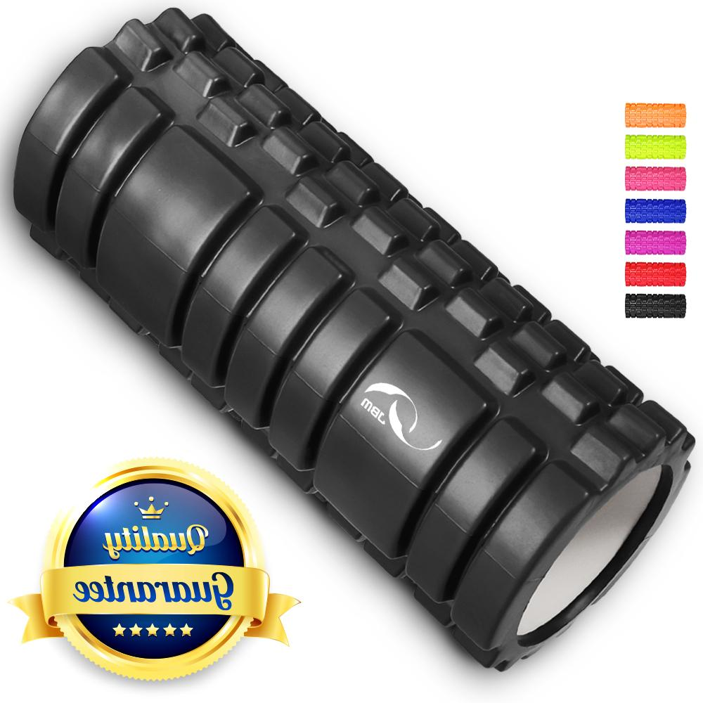 Foam Roller-Muscle Roller for Physical Therapy & Massage Rol