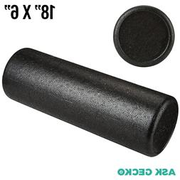 massage foam roller back muscle self rumble
