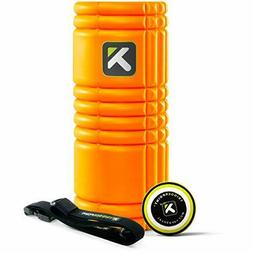 mobility pack with grid foam roller