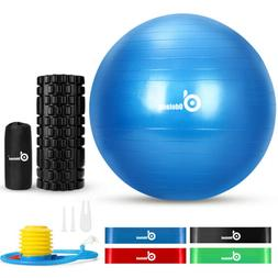 3 in 1 exercise yoga ball