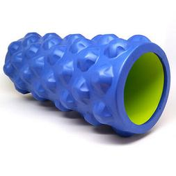Obsidian Muscle Foam Rollers - High Density, Ultra Durable f