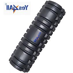Muscle Massage Foam Roller Back Body Massager Exercise Mini