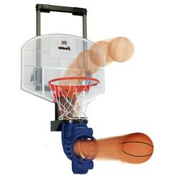 Over The Door Mini Basketball Hoop With Rebounder and Automa