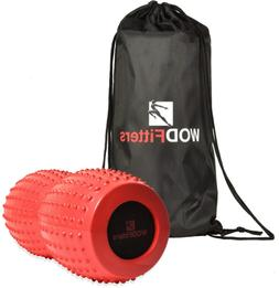 WODFitters Peanut Foam Roller - Massage for Recovery and Bal