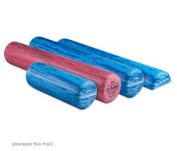 pro foam roller soft size and color