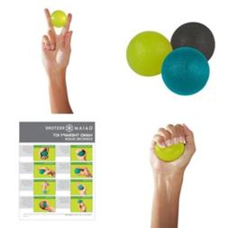 Gaiam Restore Hand Therapy Exercise Ball Kit  for Physical T