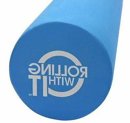 36 Inch Length x 6 Inch Round - The Foam Roller - Best Firm