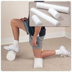 "Sammons Preston Foam Therapy Rolls - 8"" x 36"" Half-round"