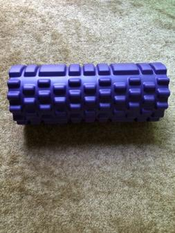 "ProSource Sports Medicine Foam Roller 13"" x 6"" Grid Deep"