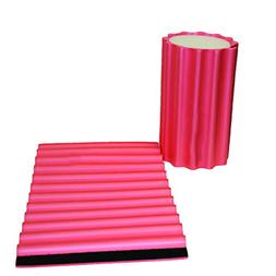 Thera-Band foam roller wraps, red