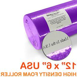 Yes4All Premium USA Foam Roller: 12,18, 24 & 36 inch