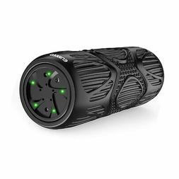 ENKEEO Vibrating Foam Roller 4 Speed High Intensity EVA with