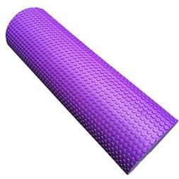 Yoga Roller,Ankola Hot 60x15cm Physio EVA Foam Yoga Pilates